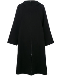 The Row Hooded Cape Coat
