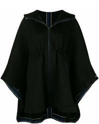 Sportmax Hooded Cape Coat