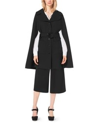 Michael Kors Michl Kors Cotton Trench Cape