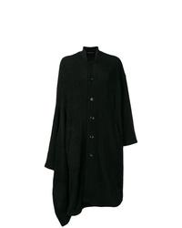 Yohji Yamamoto Oversized Cape Coat