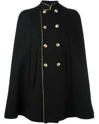 Saint Laurent Military Cape