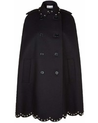 RED Valentino Studded Cape Coat