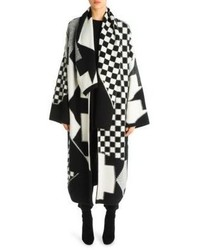 Stella McCartney Wool Mixed Cape