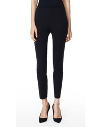 Theory Belisa 2 Pant In Bistretch Cotton Blend