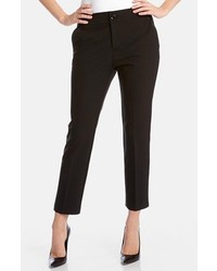 Karen Kane Slim Crop Pants Black Size 4 4