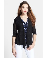 Nic+Zoe 4 Way Convertible Three Quarter Sleeve Cardigan