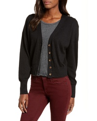 Women s Black Cardigan 12530c79f