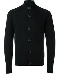 Emporio Armani Button Down Cardigan
