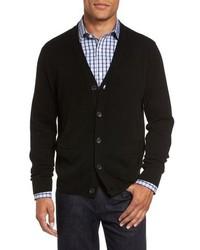 Nordstrom Men's Shop Cashmere Button Front Cardigan