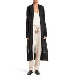 Cashmere duster cardigan medium 1162263