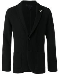 Classic lapel cardigan medium 4469269