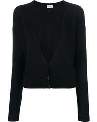 RED Valentino Deep V Neck Cardigan