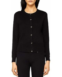 Ted Baker Indigar Bow Button Cardigan