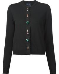 Lanvin Embellished Cardigan