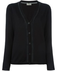 Lanvin Transparent Panel Cardigan