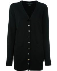 Marc Jacobs Embellished Button Oversized Cardigan