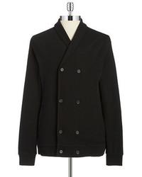 Hugo Boss Slim Fit Button Front Cardigan