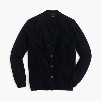 J.Crew Slim Merino Wool Cardigan Sweater | Where to buy & how to wear
