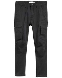 Black cargo pants original 475218