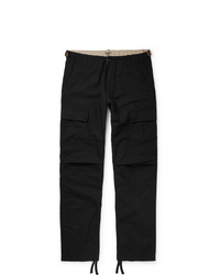 Carhartt WIP Aviation Slim Fit Cotton Ripstop Cargo Trousers
