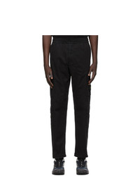 Stone Island Black 5 Pocket Cargo Pants