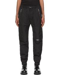 DSQUARED2 Black Brad Cargo Pants