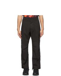 Aries Black Cargo Pants