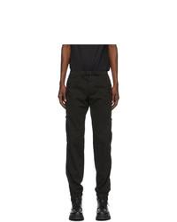 Moncler Black Cargo Pants