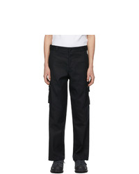EDEN power corp Black Hemp Enoki Trousers
