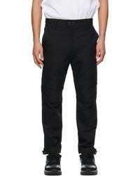 Diesel Black P Side Cargo Pants