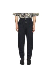 Isabel Marant Black Tilsen Cargo Pants