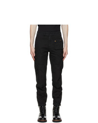 Belstaff Black Trialmaster Cargo Pants