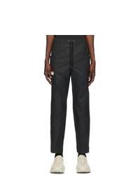 Gucci Black Waterproof Cargo Pants