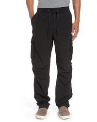 James Perse Contrast Waist Cargo Pants
