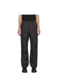 Wood Wood Dark Grey Halsey Cargo Pants