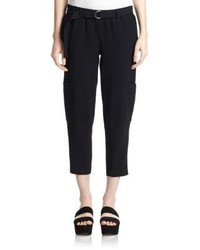 Elizabeth and James Kylon Cropped Cargo Pants