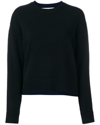 Diane von Furstenberg Colour Block Back Jumper