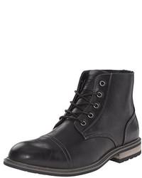 66dc956b7c76b Men's Black Casual Boots from Amazon.com | Men's Fashion | Lookastic.com