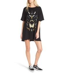 Wildfox Couture Wildfox Shadowbox T Shirt Dress