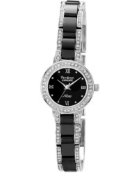 jcpenney Armitron Black Ceramic Watch