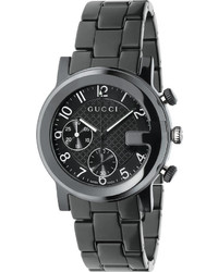 Gucci G Chrono Quartz Chronograph 38mm