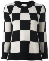 Marc Jacobs Checkboard Jumper