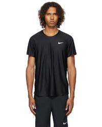 Nike Black Dri Fit Court Advantage T Shirt