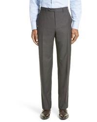 Black Check Dress Pants