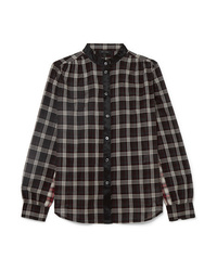 Marc Jacobs Med Checked Cotton Shirt