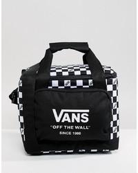 Vans Checkerboard Cooler Bag White Check