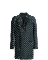Haider Ackermann Checked Coat