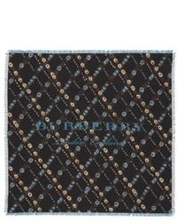 Burberry Castleford Check Silk Scarf
