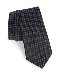Nordstrom Men's Shop Haywood Check Silk Tie