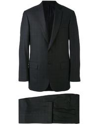 Brioni Check Suit
